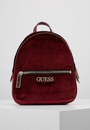 RONNIE BACKPACK - Batoh - merlot
