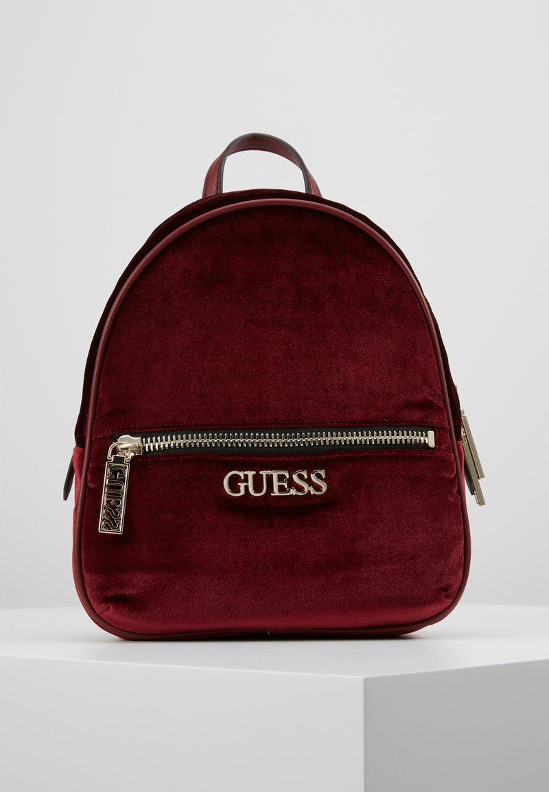 Guess - RONNIE BACKPACK - Mochila - merlot