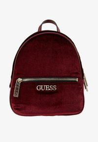 Guess - RONNIE BACKPACK - Mochila - merlot - 5