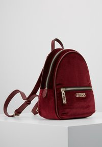 Guess - RONNIE BACKPACK - Mochila - merlot - 3
