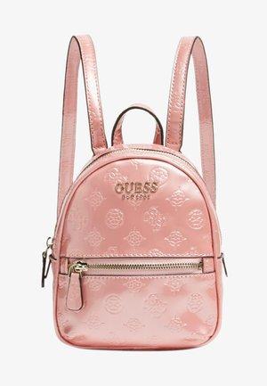 PEONY SHINE LAKEFFECT - Rugzak - light pink