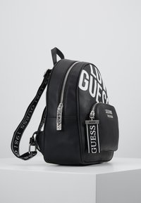 Guess - HAIDEE LARGE - Mochila - black - 3