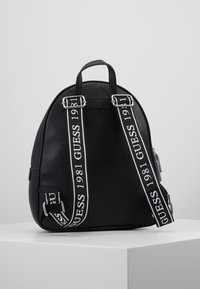 Guess - HAIDEE LARGE - Mochila - black - 2