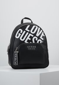 Guess - HAIDEE LARGE - Mochila - black - 0