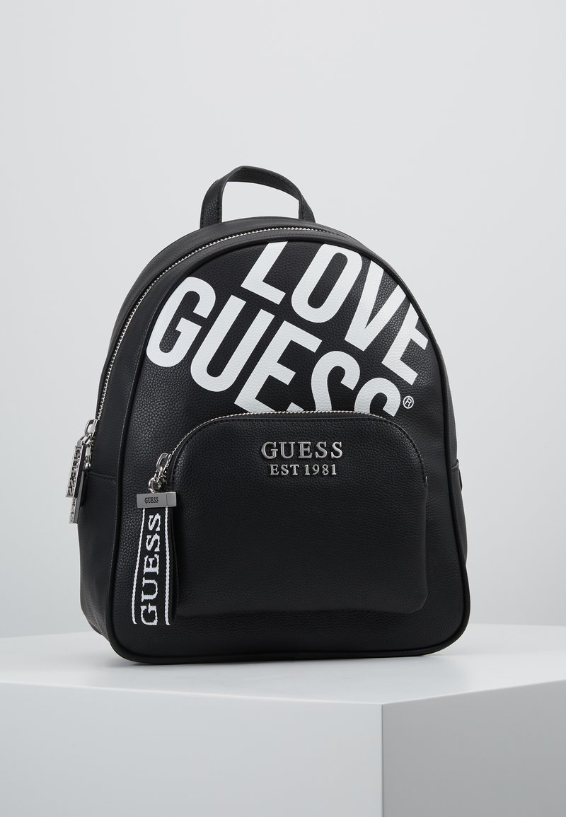 Guess - HAIDEE LARGE - Mochila - black