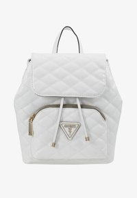 Guess - ASTRID BACKPACK - Batoh - white - 5