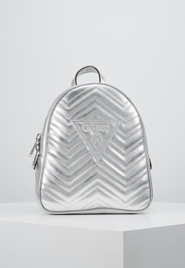 ZANA BACKPACK - Rucksack - silver
