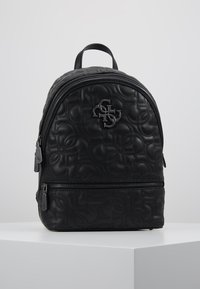 Guess - NEW WAVE BACKPACK - Reppu - black - 0