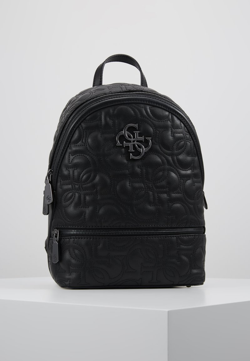 Guess - NEW WAVE BACKPACK - Reppu - black