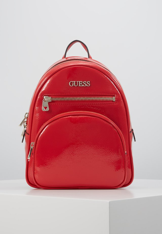 NEW VIBE BACKPACK - Batoh - red
