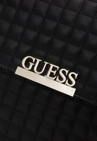 Guess - MATRIX BACKPACK - Mochila - black - 4