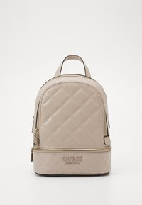 Guess - QUEENIE BACKPACK - Batoh - nude - 0