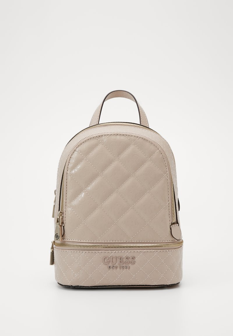 Guess - QUEENIE BACKPACK - Batoh - nude