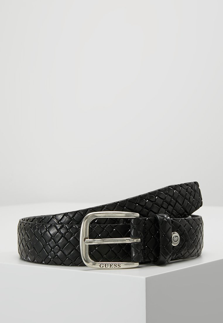Guess - NOT COORDINATED ADJUST BELT - Cintura - black