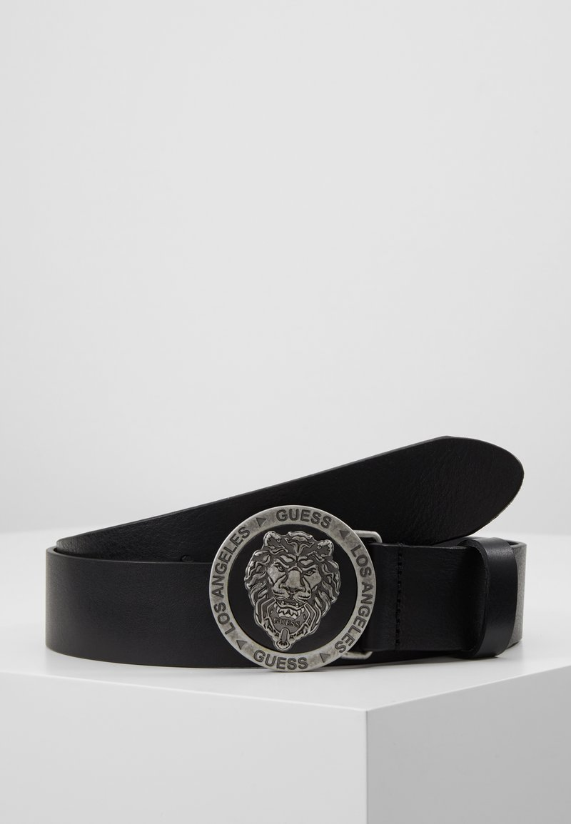 Guess - NOT ADJUST BELT - Cinturón - black