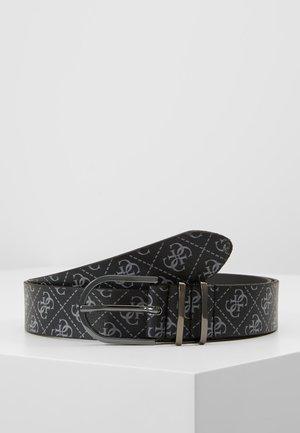 MANHATTAN BELT - Cintura - black