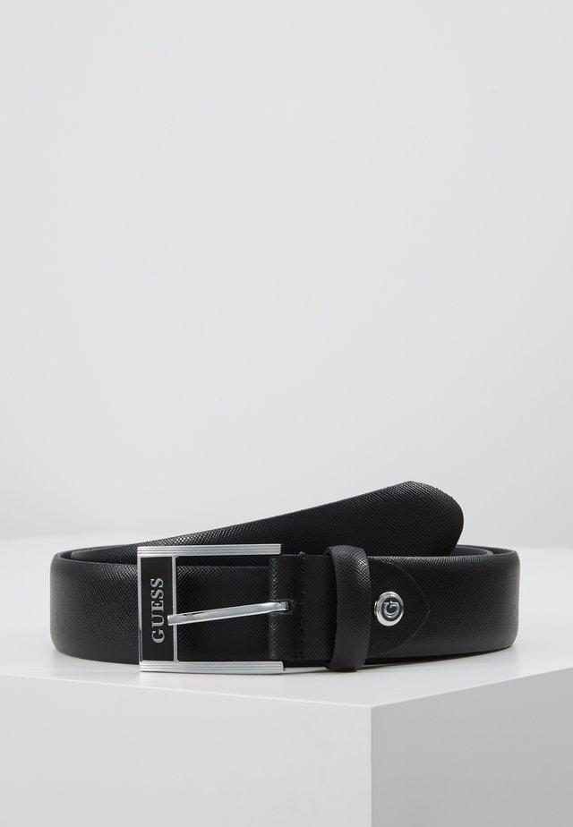 ADJUSTABLE BELT - Pasek - black