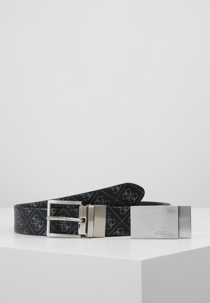 Guess - GIFT BOX W/2 BUCKLES - Belt - black