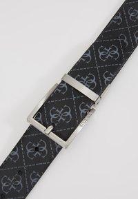 Guess - GIFT BOX W/2 BUCKLES - Belt - black - 8
