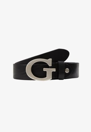 HYPE ADJUSTABLE BELT - Cinturón - black