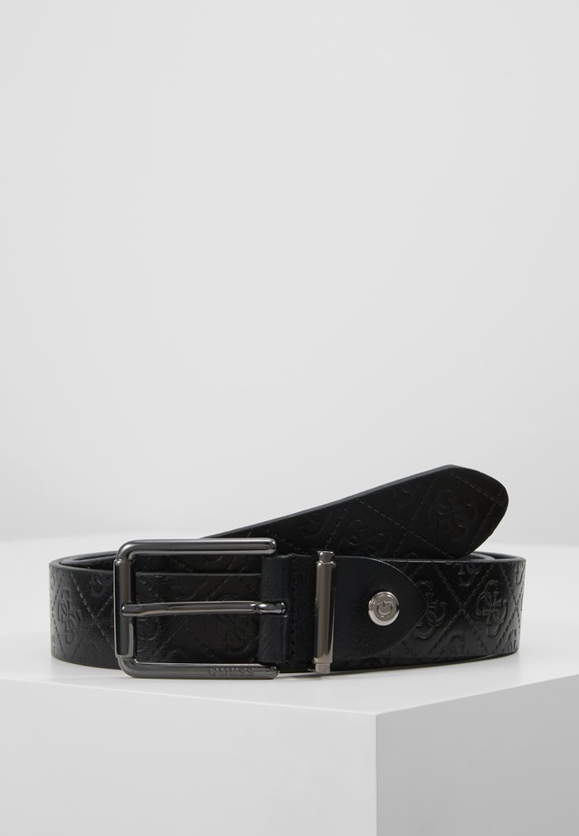 MANHATTAN JUSTABLE BELT - Ceinture - black