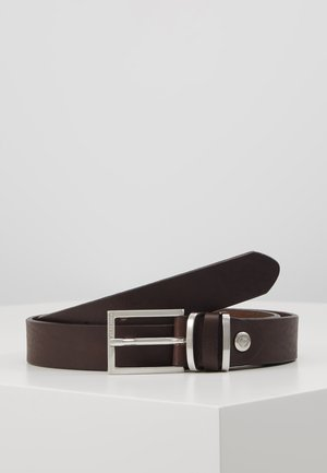ADJUSTABLE BELT - Pásek - dark brown