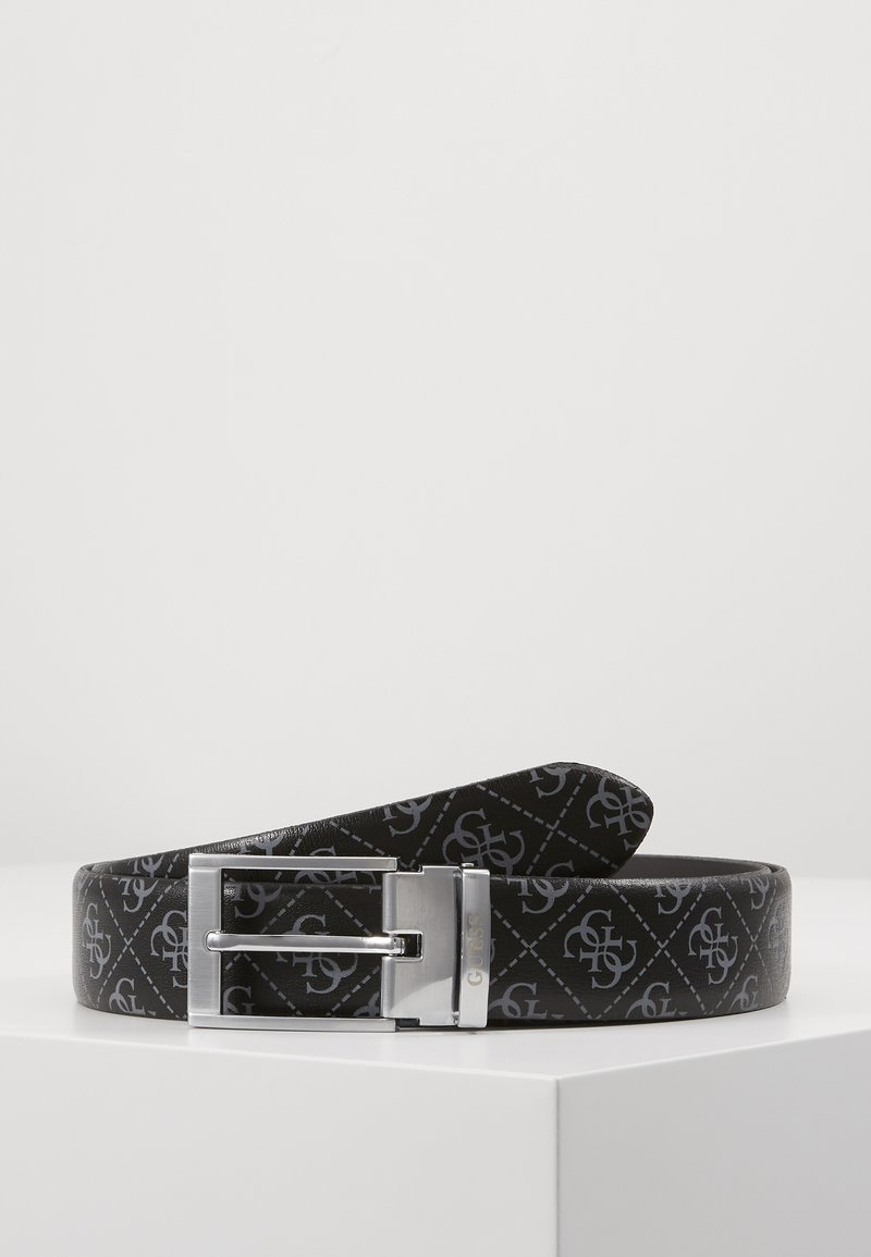 Guess - ADJUSTABLE BELT - Cinturón - black