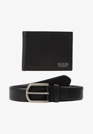 GERARD GIFT BOX BELT - Pasek - black