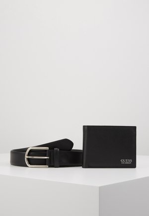 GERARD GIFT BOX BELT - Pásek - black