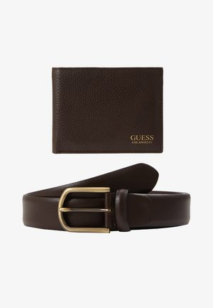 GERARD GIFT BOX BELT - Pásek - brown
