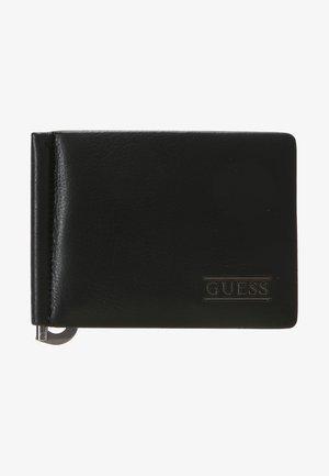 NEW BOSTON MONEY CLIP CARD - Wallet - black