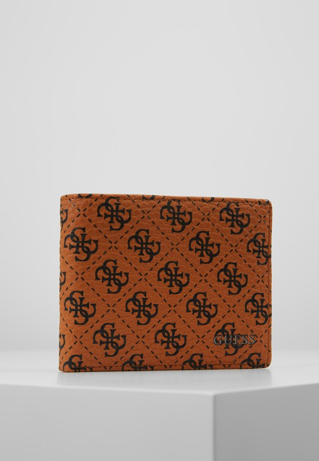 CITY LOGO BILLFOLD - Lompakko - orange