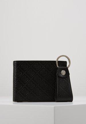 DAN LOGO GIFT BOX KEYRING SET - Schlüsselanhänger - black