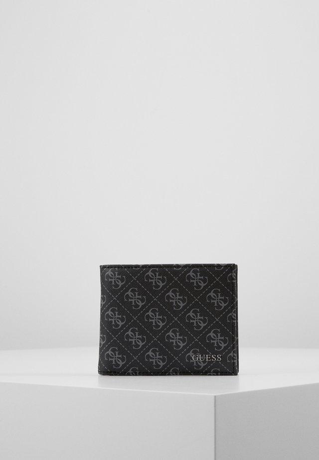 DAN LOGO BILLFOLD POCKET - Peněženka - black