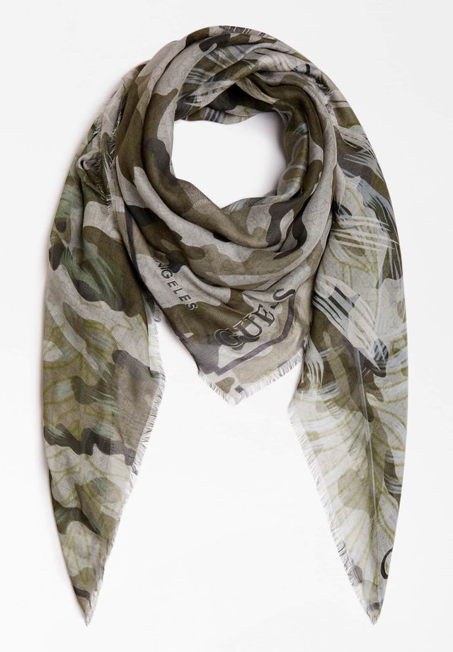 KUFIYA NATUR-PRINT - Foulard - camouflage