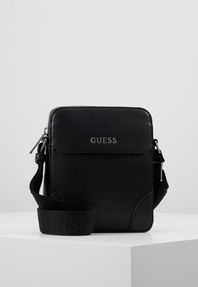 Guess - MANHATTAN MINI - Across body bag - black
