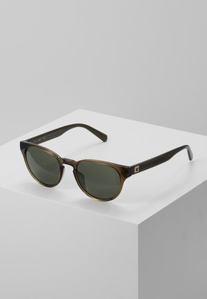 Gafas de sol - light brown/green