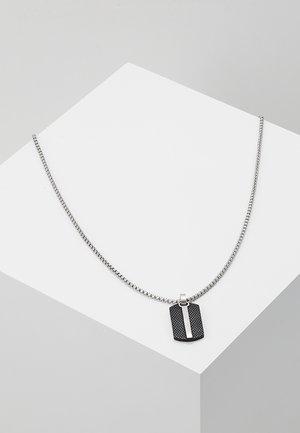 MAN IDENTITY - Naszyjnik - silver-coloured