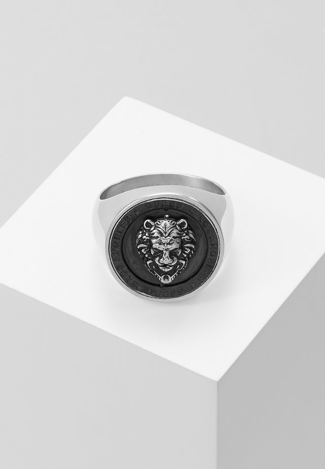 Prsten - silver-colured