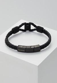 Guess - DETAIL  - Armband - black - 2