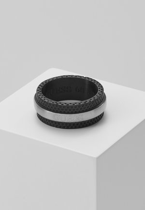 DOT BAND - Ring - silver-coloured