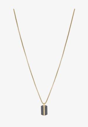 DOT TAG BAND - Halsband - gold-coloured