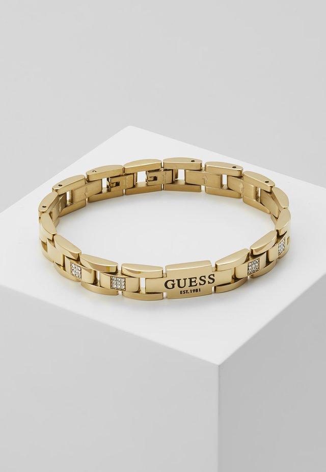 FLAT PLATE - Armband - gold-coloured