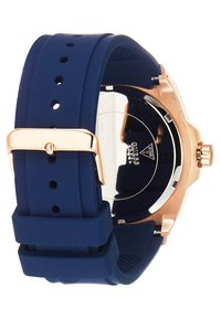 Guess - MENS SPORT - Watch - blue/rosegold-coloured - 2