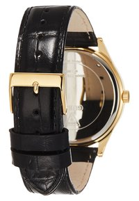 Guess - MENS TREND - Watch - black/gold-coloured