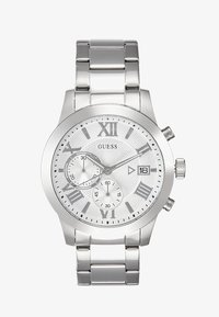 Guess - MENS DRESS - Chronograph watch - silver-coloured - 1