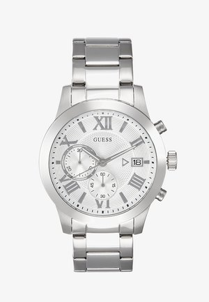 MENS DRESS - Chronograph watch - silver-coloured