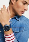 Guess - SPORT - Chronograph watch - blue/silver-coloured