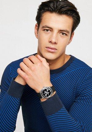 SMART WATCH - Smartwatch - black/silver