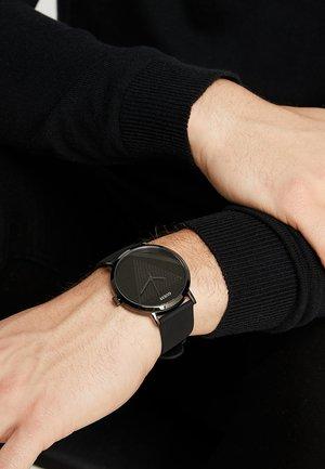 TREND - Reloj - black